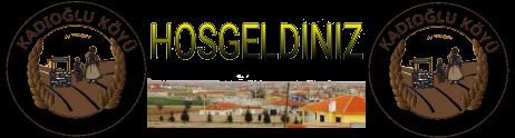 Kadıoğlu Köyü